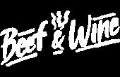 Logo Beef & Wine