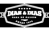 Logo Casa de Carnes Dias e Dias